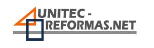 Unitec Reformas y decoración Logo