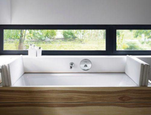 Cubrir una bañera para sentarte