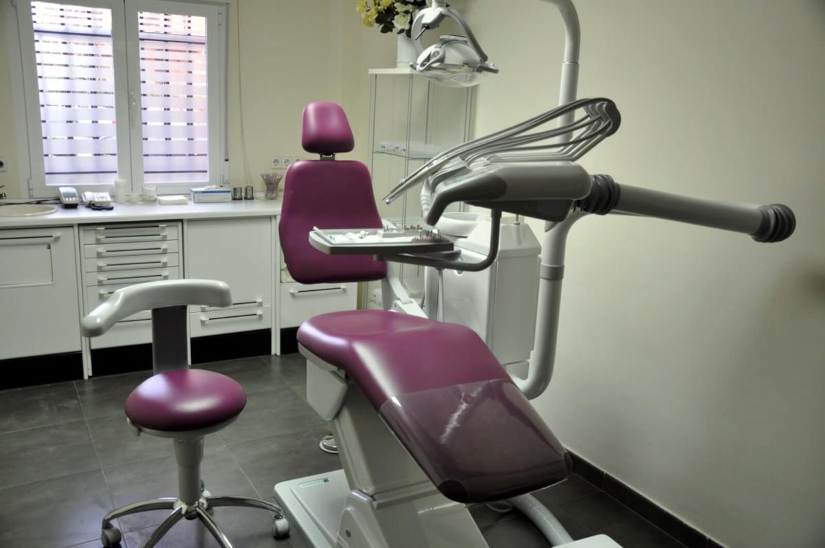 Reforma de clínica dental