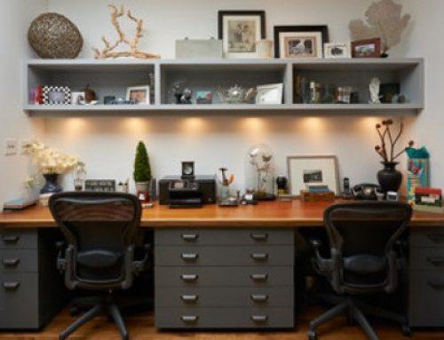 Tu oficina en casa. Como preparar un despacho en tu casa